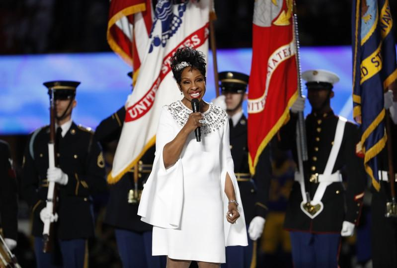 NFL: Gladys Knight's national anthem costs betting company dearly
