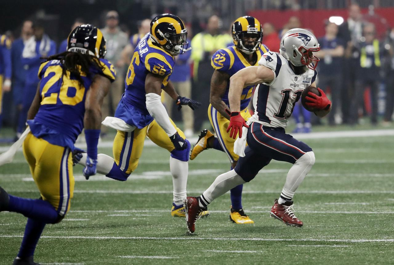 7993a1f3 CBS estimated to take in $382 million on Super Bowl ads: Kantar ...