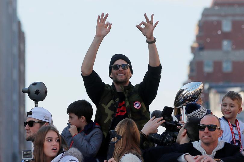 New England Patriots Super Bowl victory parade  997d73707