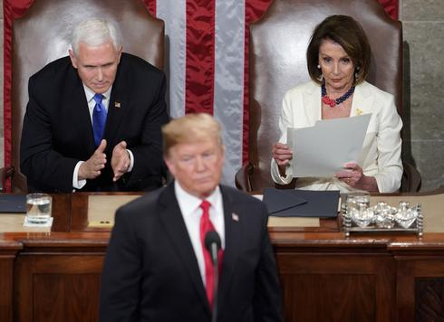 Pelosi at the State of the Union