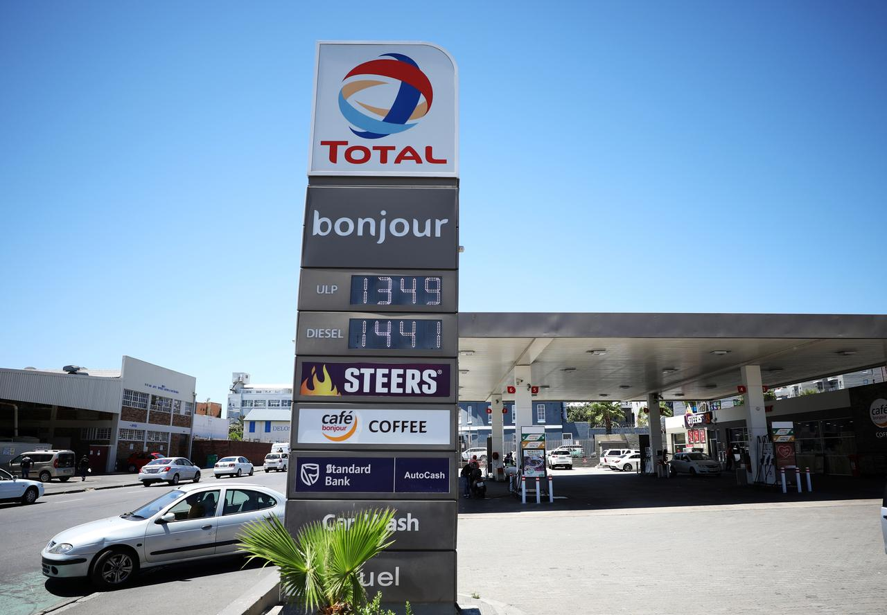 Total's South Africa discovery could hold 1 billion barrels oil