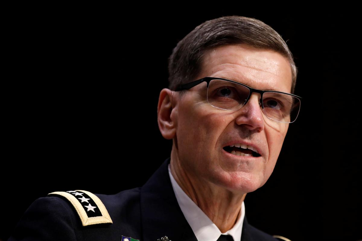Withdrawal of U.S. forces in Syria likely to start in 'weeks': U.S....