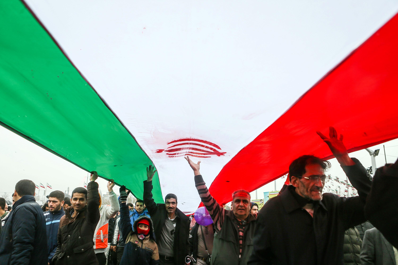 Timeline of the Iranian revolution