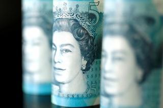 Pound Drops As Uk Economy Slows Sharply