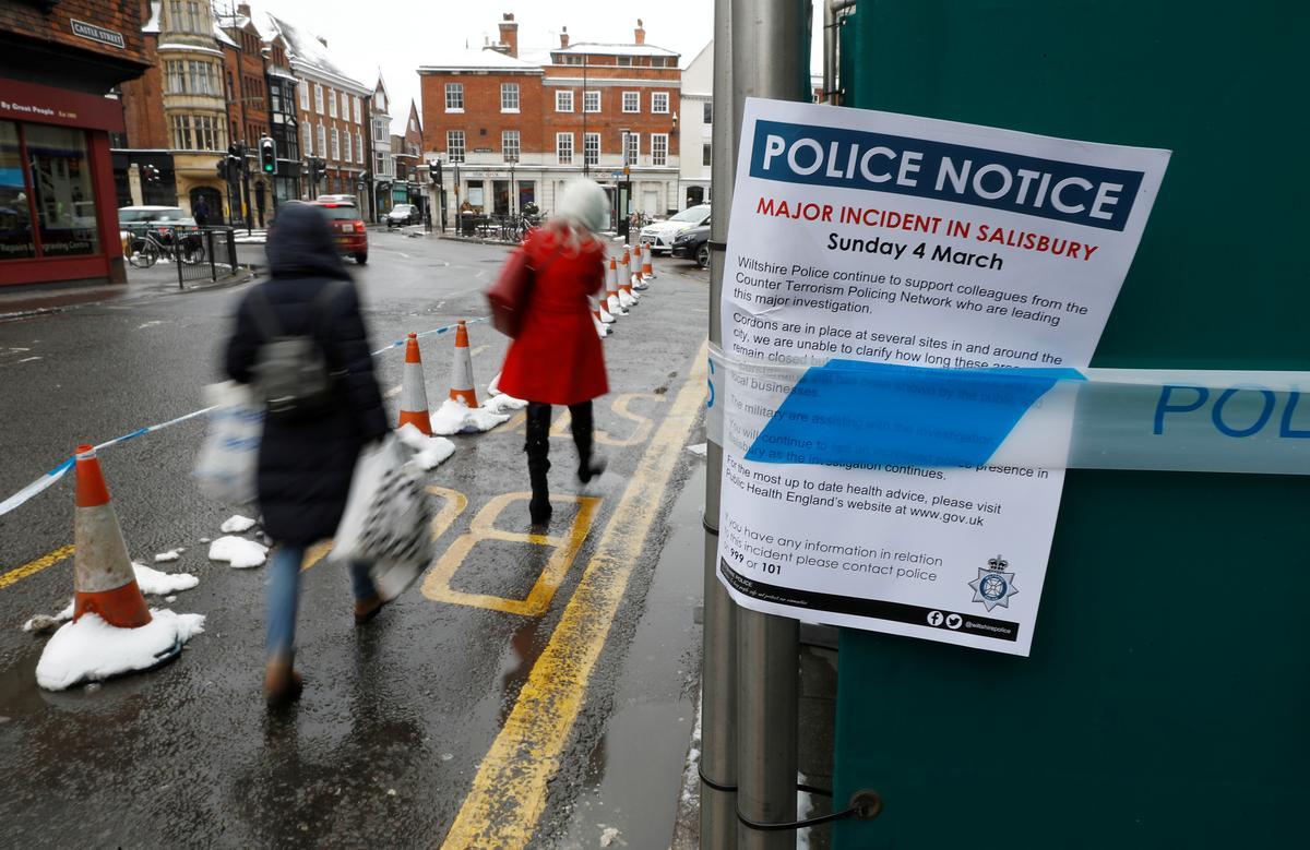 Bulgaria examines possible link between Skripal, Sofia poisonings