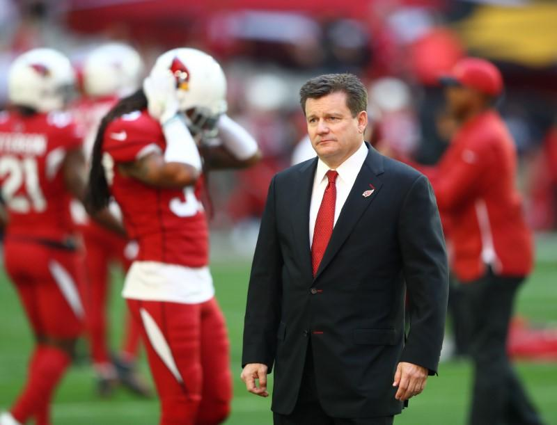Arizona Cardinals Owner Michael Bidwill Hospitalized With Coronavirus