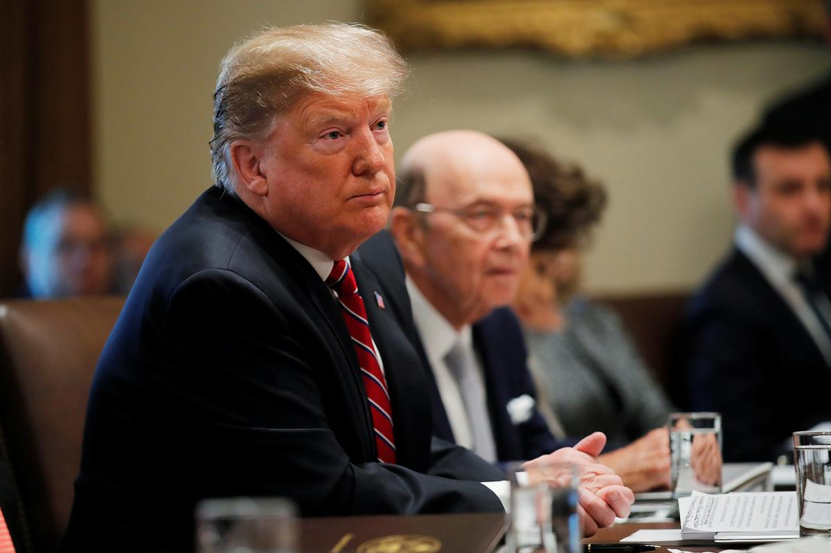 Trump dislikes congressional deal but does not expect shutdown