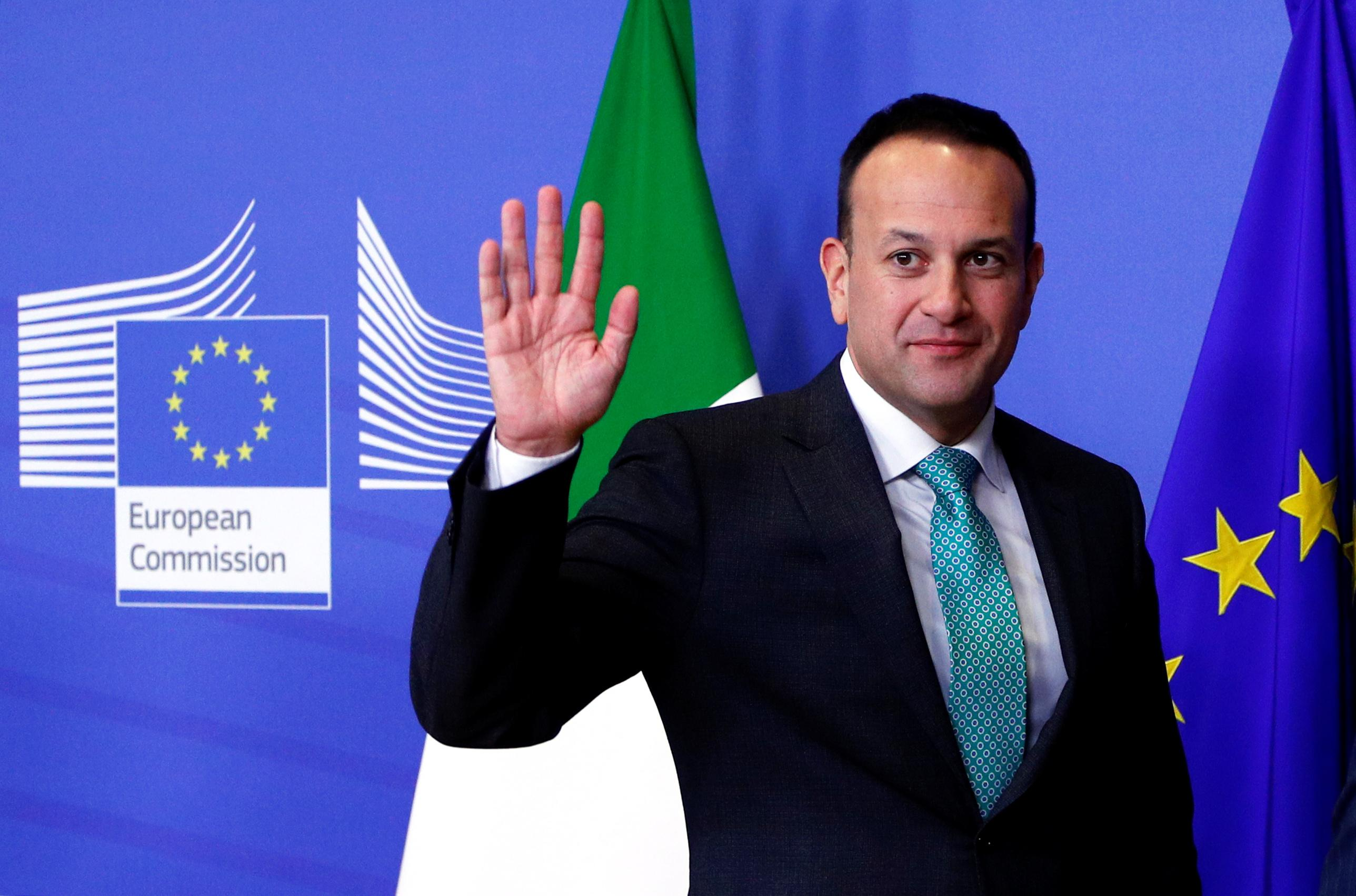 Irish PM: I believe we will strike a Brexit deal