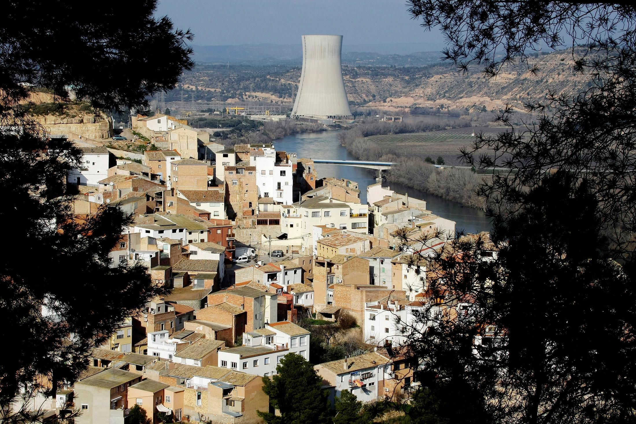 Spanien planerar att fasa ut kärnkraften