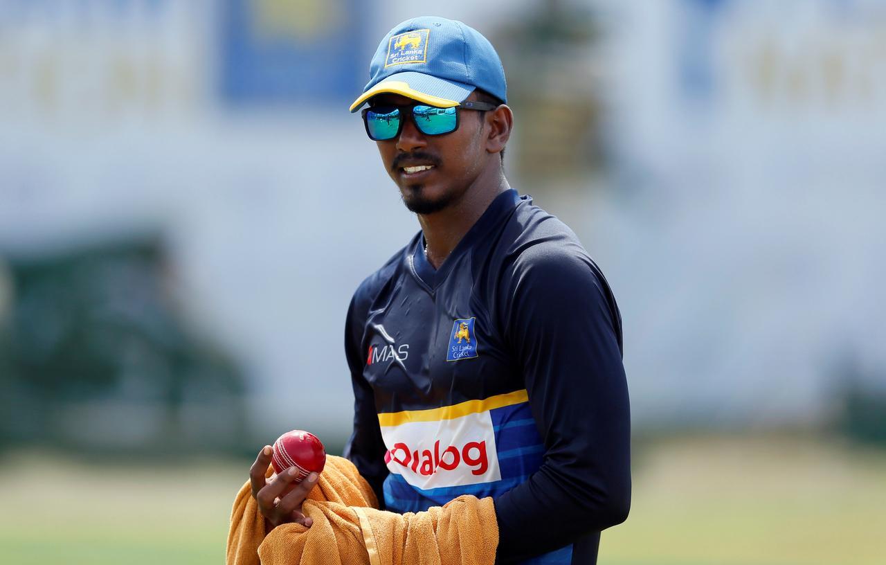Seamer Fernando puts Sri Lanka on top in first test - Reuters