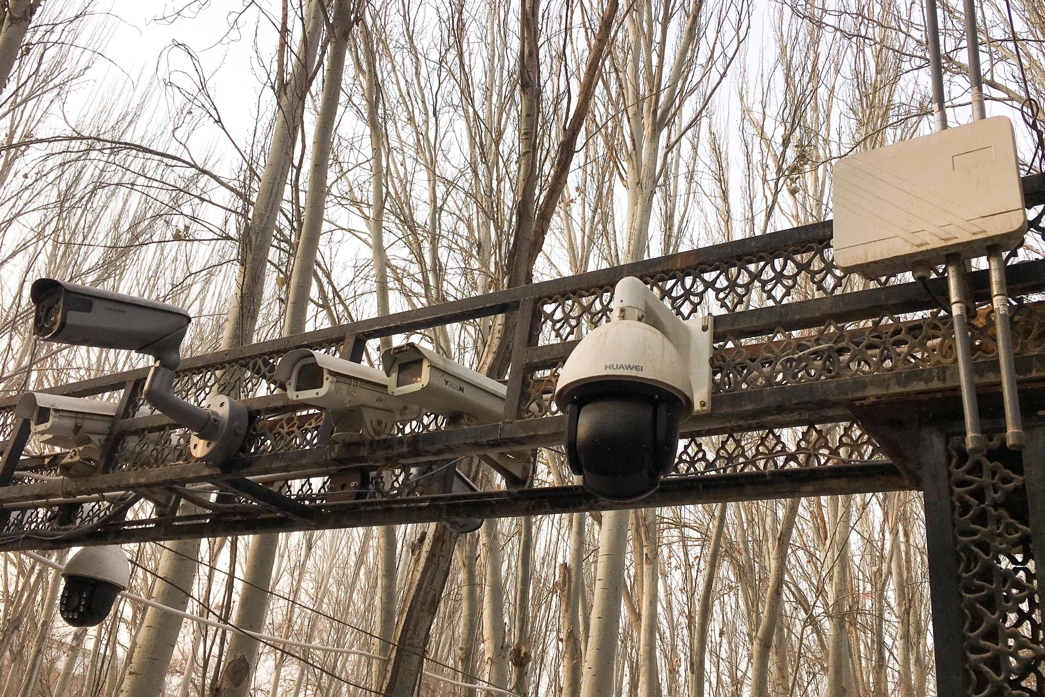 China surveillance firm tracking millions in Xinjiang: researcher