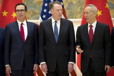 コラム:対中交渉で機を逸したトランプ政権、合意内容に暗雲も