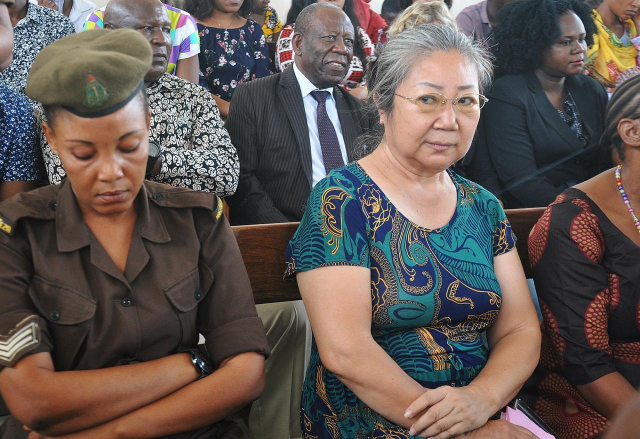 Bildergebnis für Tanzania jails Chinese 'Ivory Queen' 15 years for smuggling