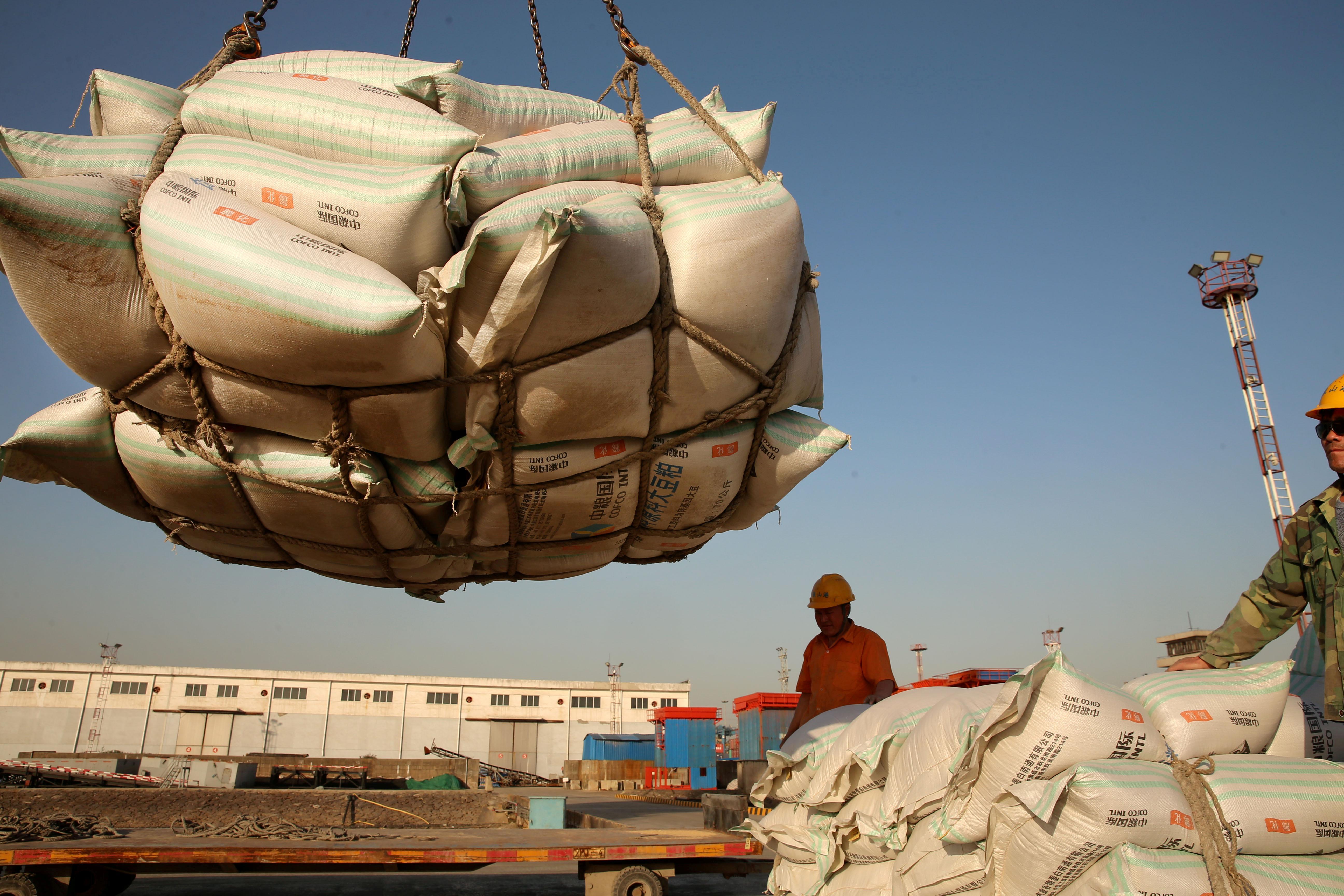 Factbox: U.S., China drafting memorandums for possible trade deal