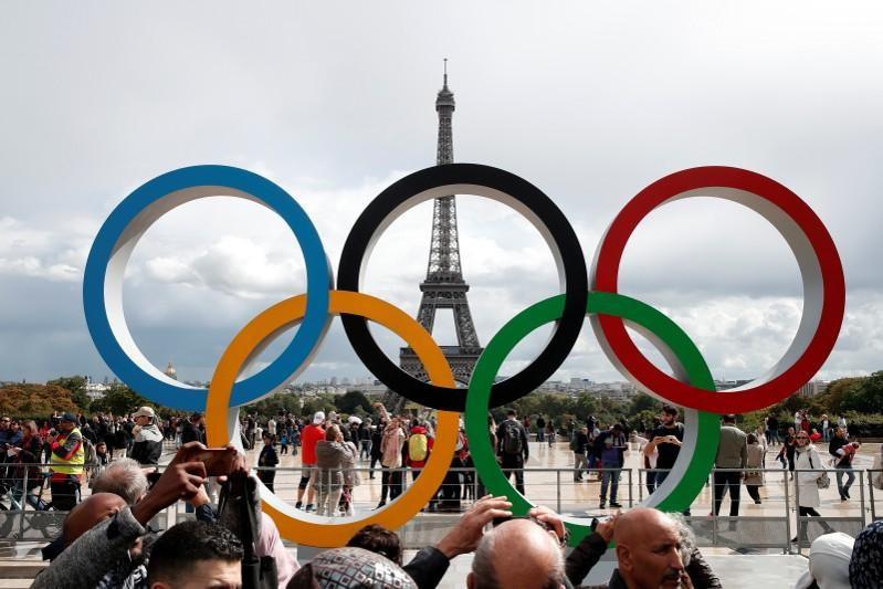 Paris proposes breakdancing among four sports for 2024 Games