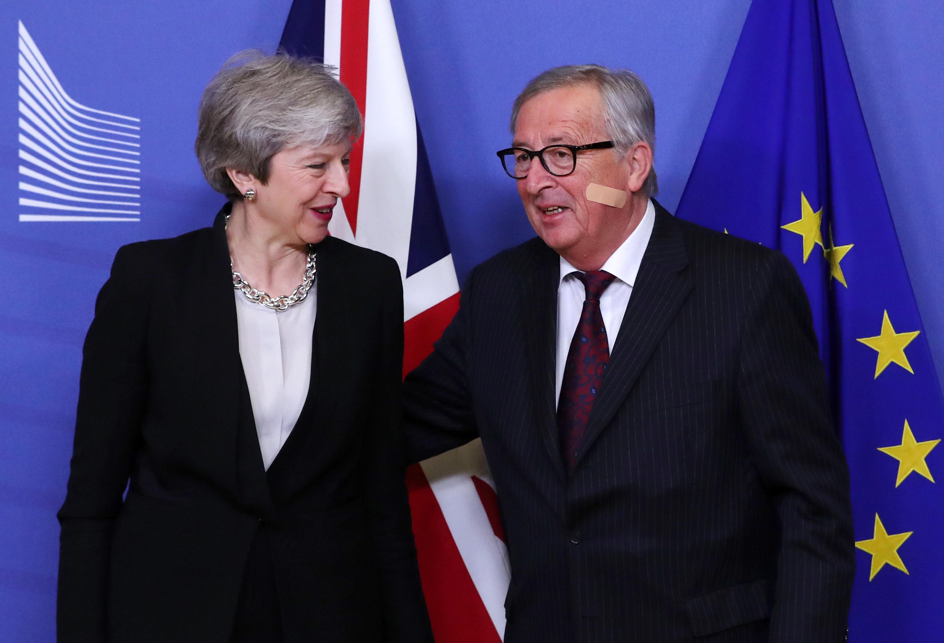 英国下一个脱欧爆发点:2月26日至27日在议会发生了什么?