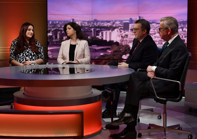 英国工党正在接近支持第二次英国退欧公投:高级立法者