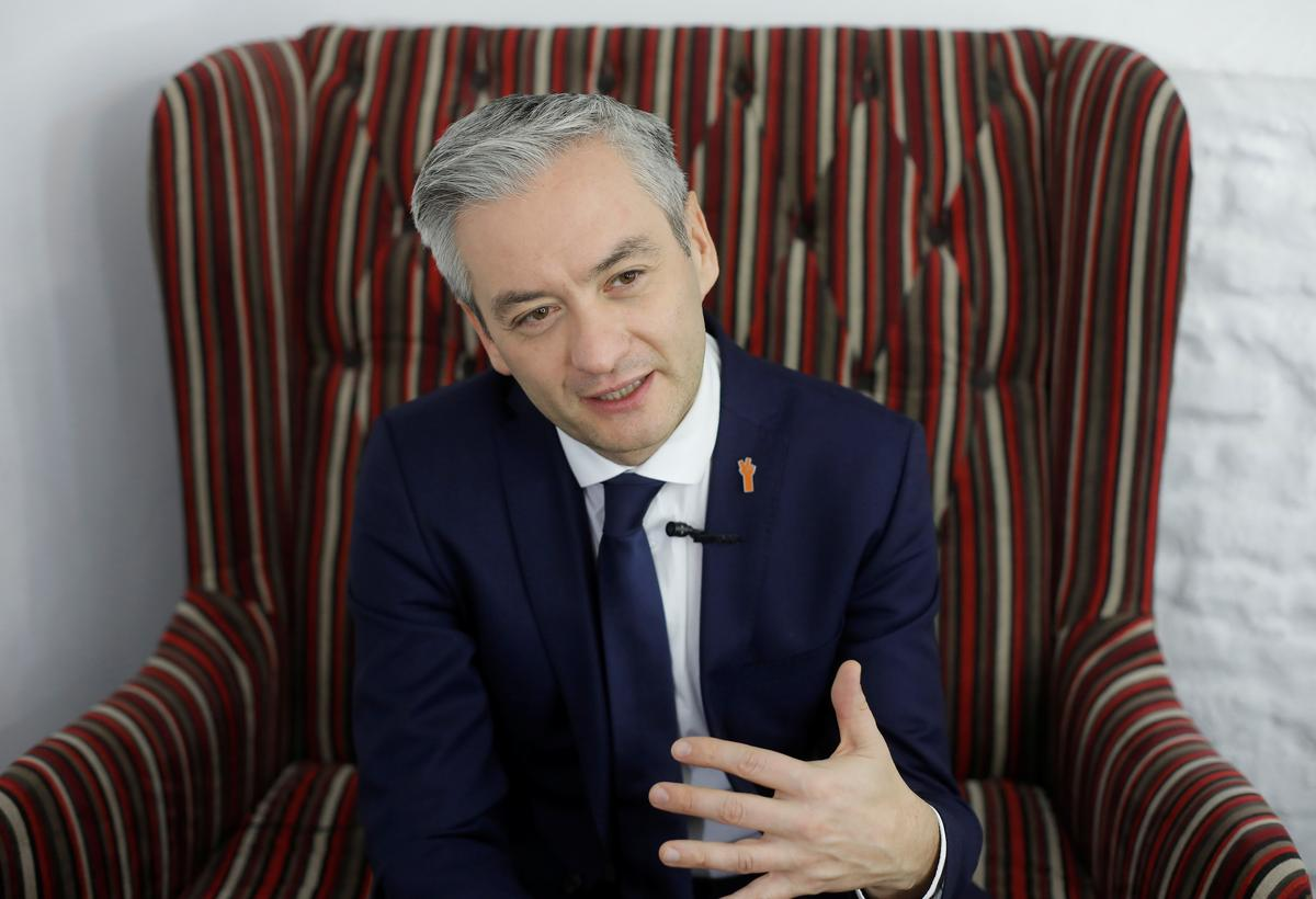 Progressive politician tests appetite for less religious Poland
