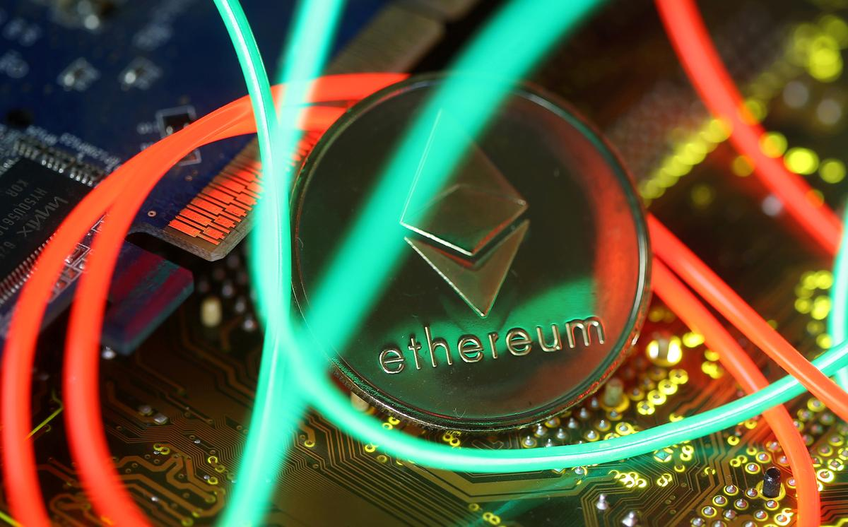 QnA VBage No.2 cryptocurrency Ethereum faces software 'fork'; lower supply seen
