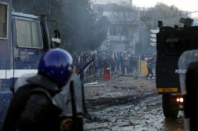 Algeria sees biggest protest since Arab Spring