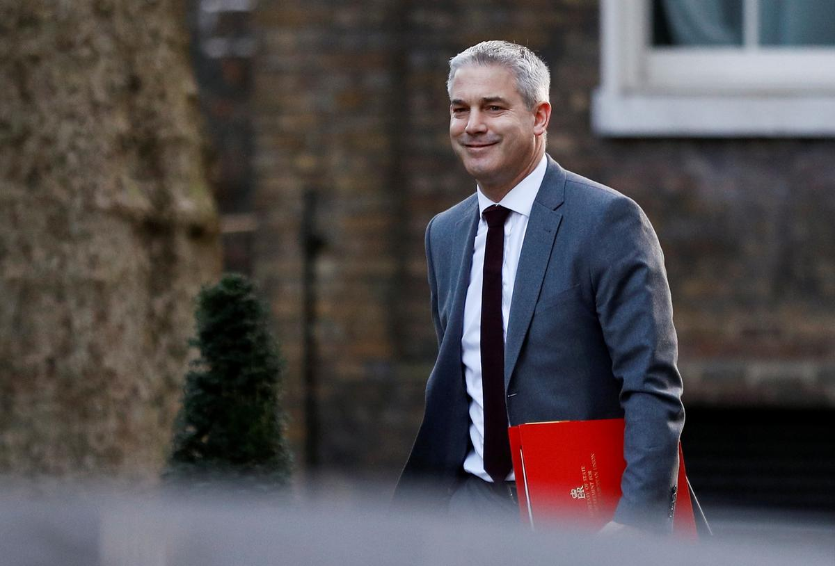 Britain's Barclay, Cox to hold Brexit talks in Brussels on ...