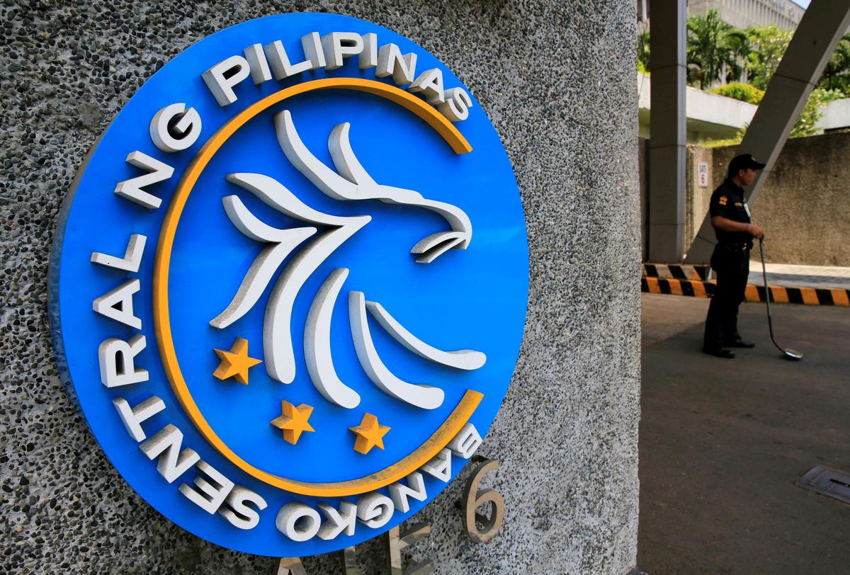 Philippines Central Bank Governor Sees Opportunity To Ease
