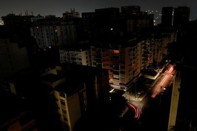 Venezuela hit by major blackout