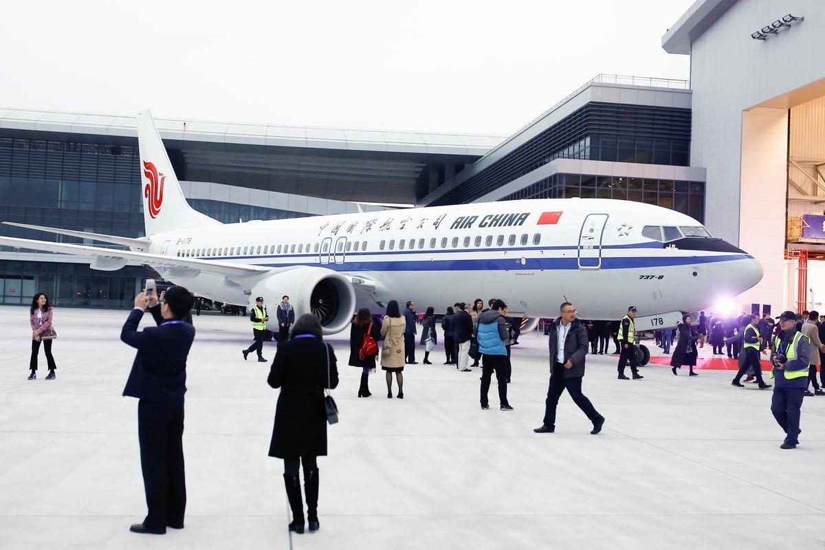 中国当局、航空会社にボーイング737MAX使用停止を命令=中国誌