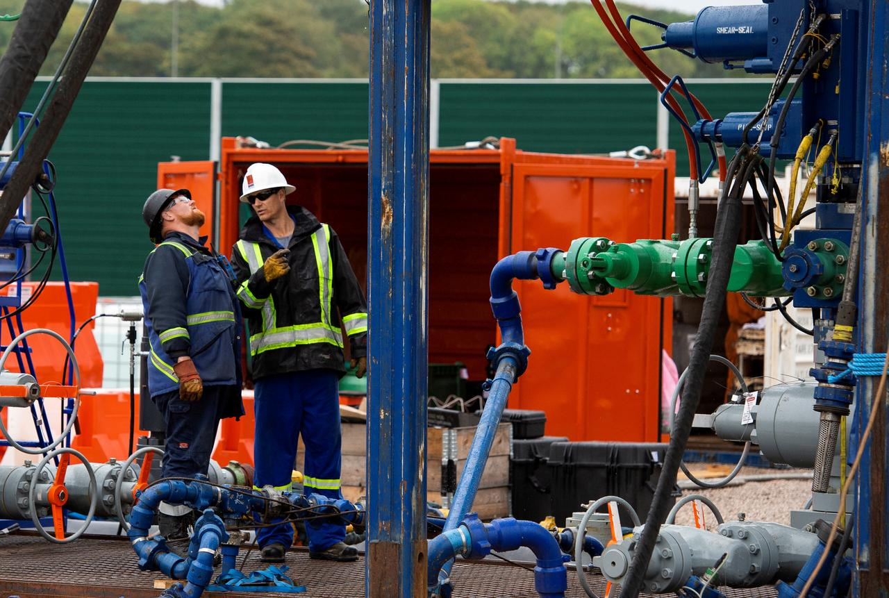 Fracking could cut Britain's gas imports to zero by early