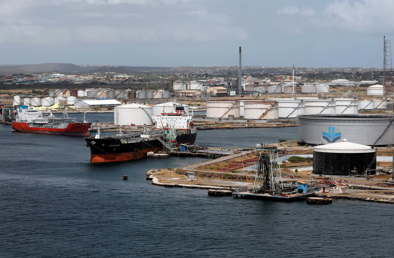 Exclusive: Citgo, Valero try to return Venezuelan oil