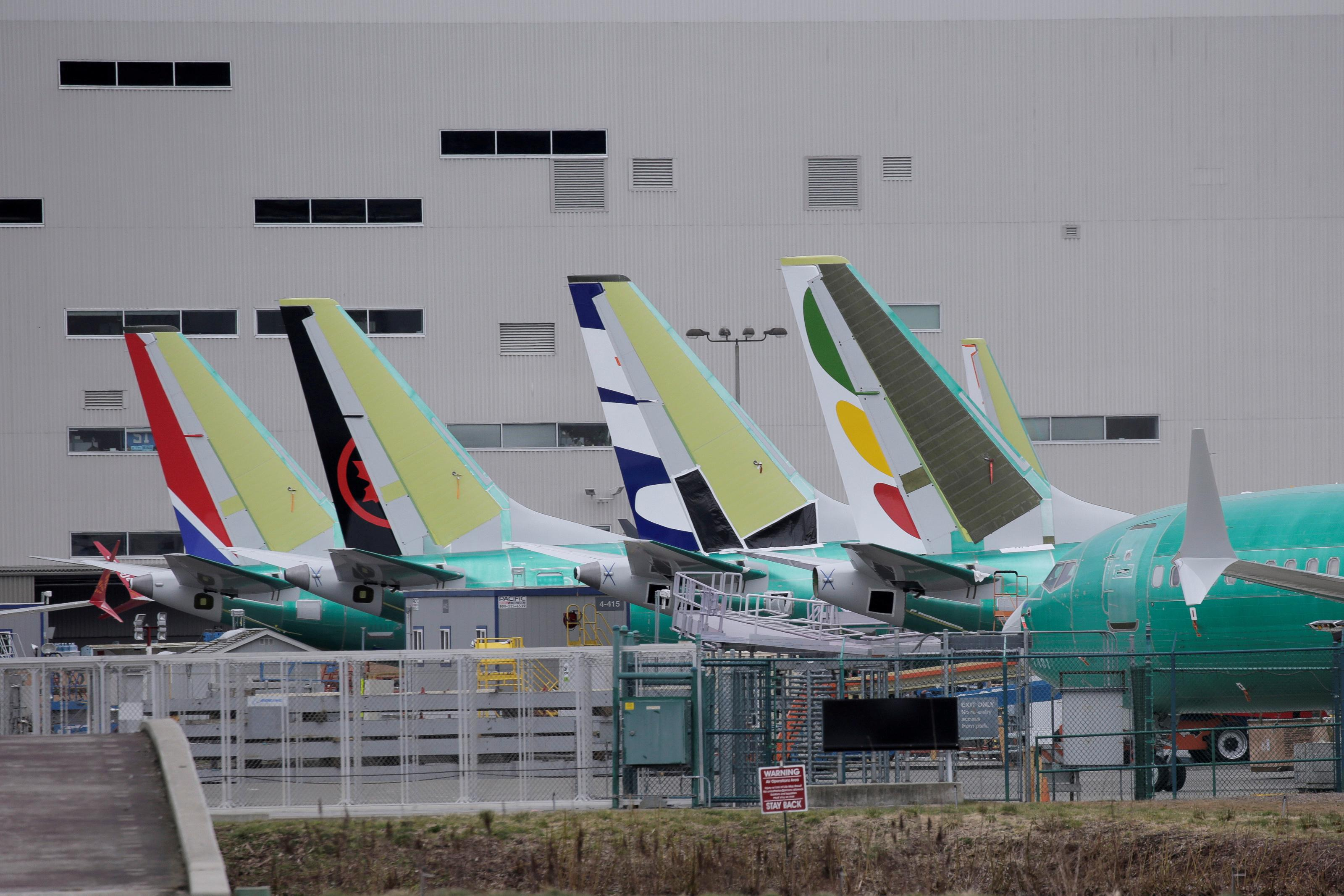 Airlines turn to other jets to weather Boeing 737 MAX storm