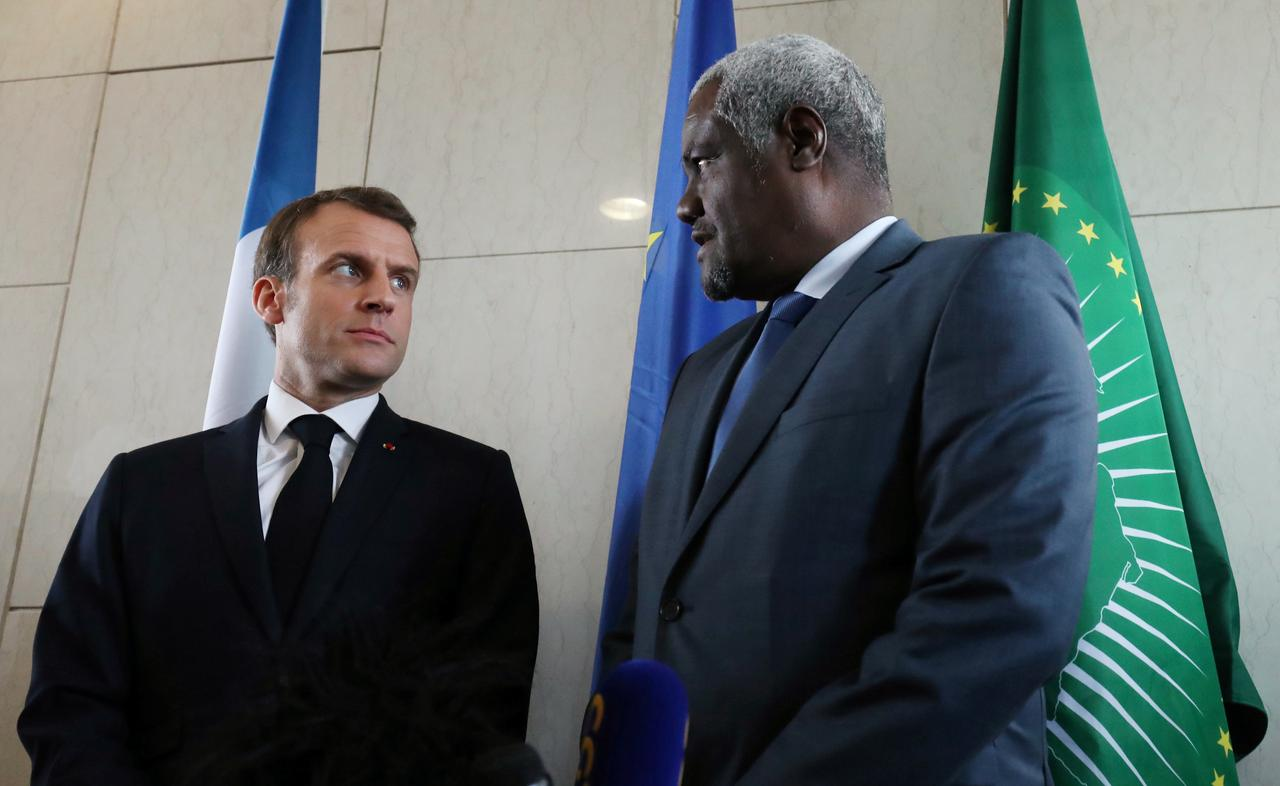 Ethiopia, France sign military, navy deal, turn 'new page