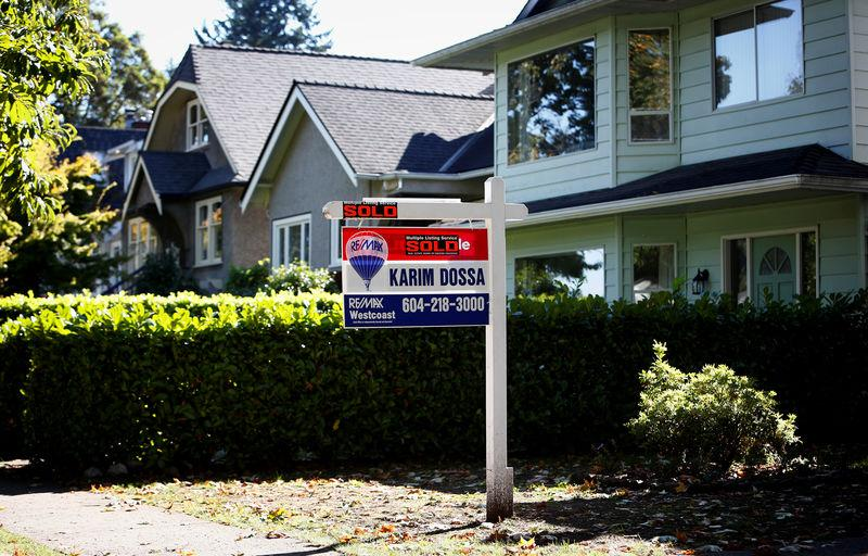 Canada home prices drop in February for fifth straight month: Teranet