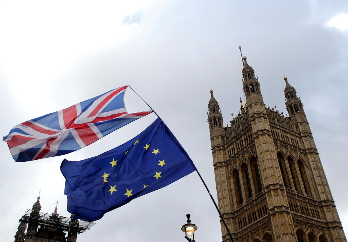UK lawmakers to vote on two proposed changes to government's 'no deal' Brexit motion