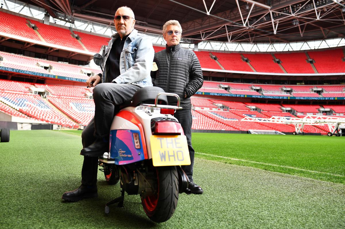 Who's next? Daltrey and Townshend set for 'full throttle' tour, album