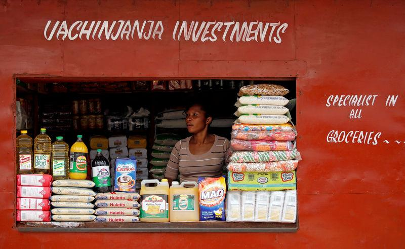 Zimbabwe inflation quickens to 59.39 percent year/year in February