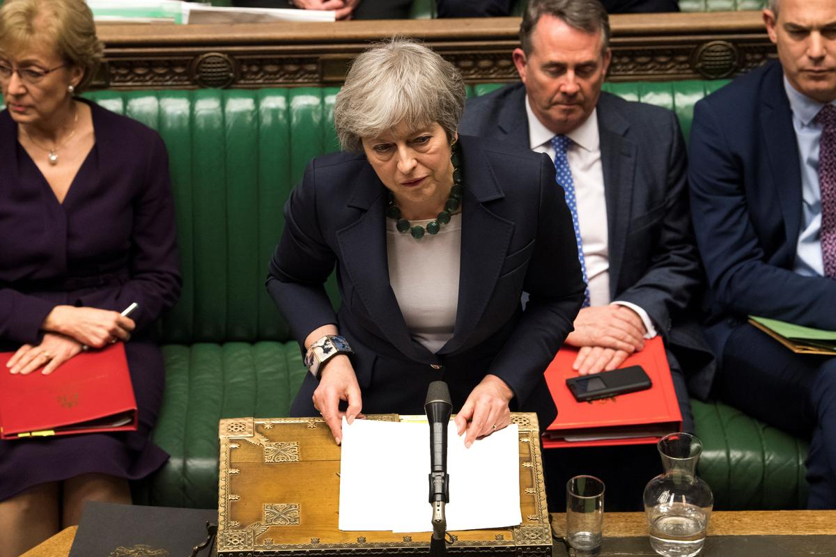 May's Brexit deal lives: Northern Irish kingmakers report 'good' talks with government