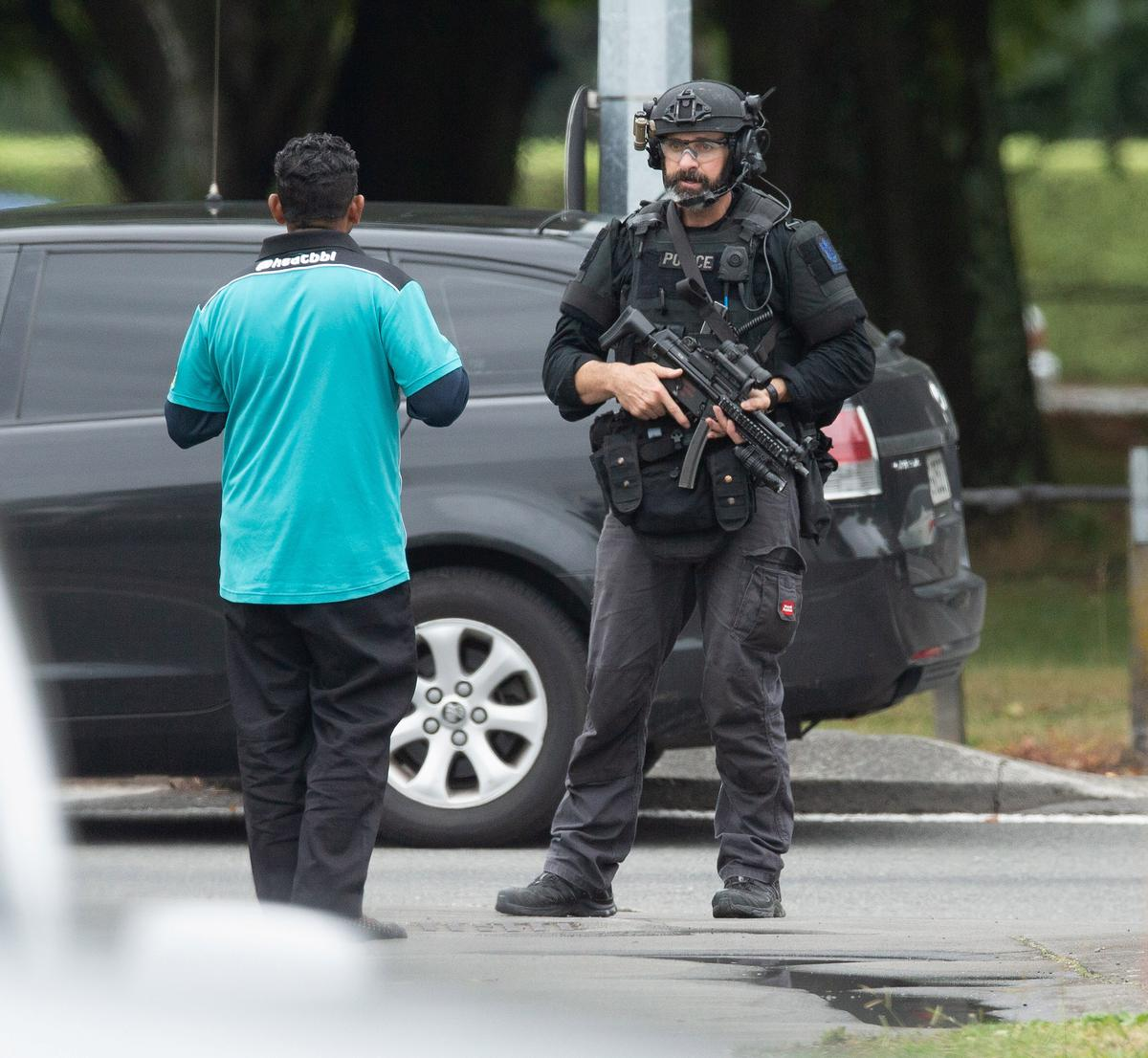 France steps up security near religious sites after New Zealand attacks