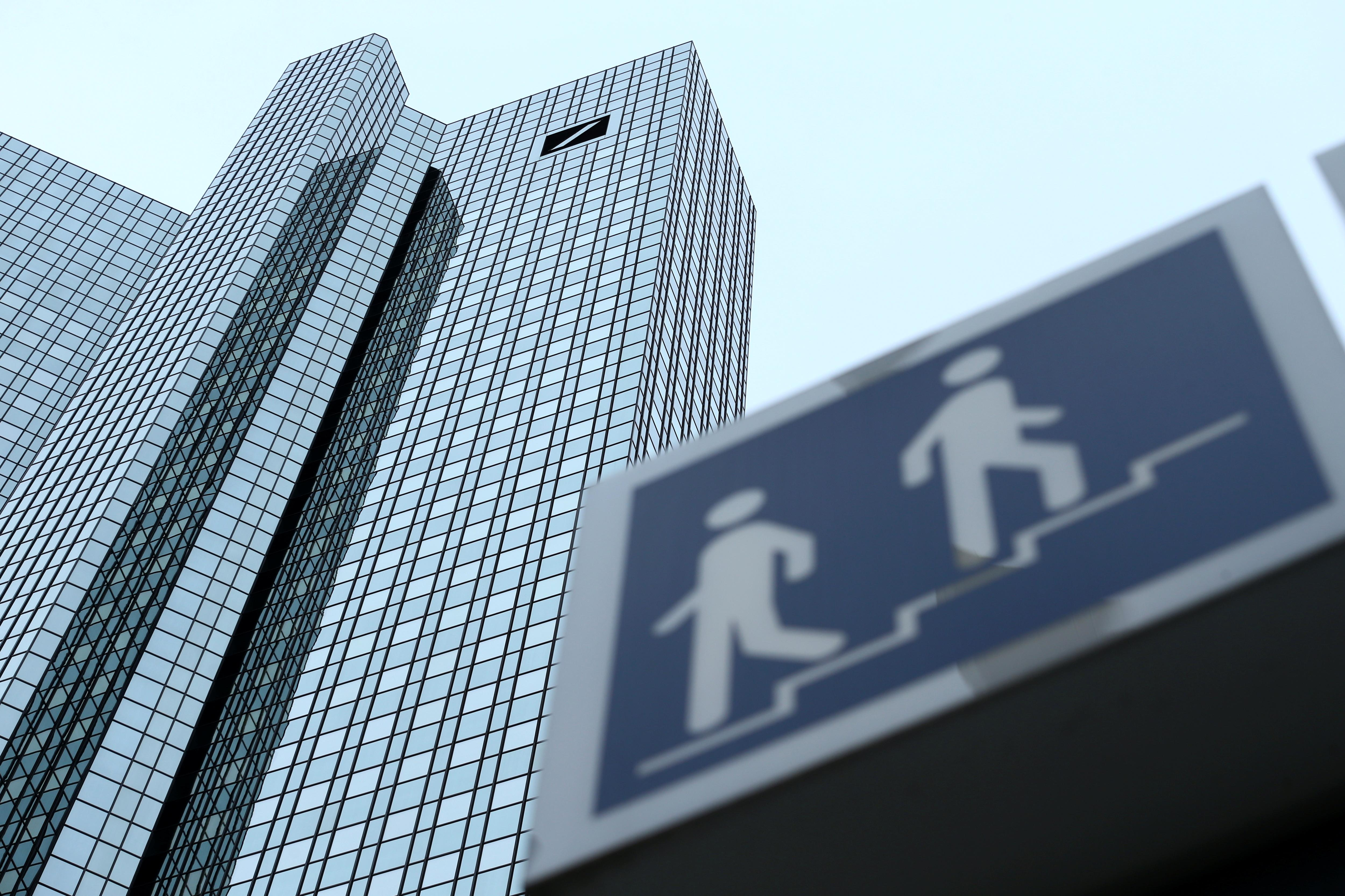 Explainer: Why Germany wants a merger to underpin Deutsche Bank