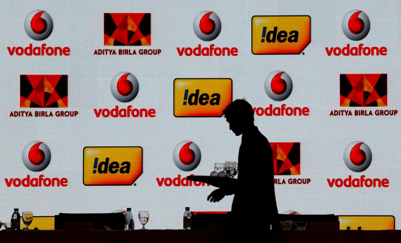 Image result for Vodafone Idea plans $3.6 billion stock sale at sharp discount; shares tumble