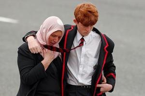 New Zealand grieves after mosque shootings
