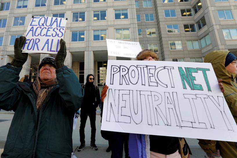 reuters.com - David Shepardson - U.S. House to vote to reinstate net neutrality rules in April