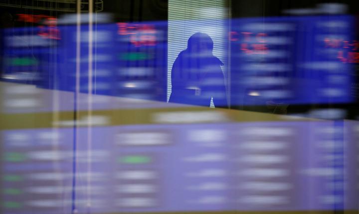 株下落、円上昇の東京市場:識者はこうみる