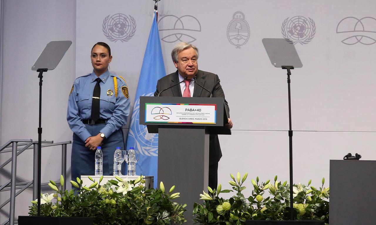 Image result for U.N. chief concerned by Israel, Gaza developments, urges restraint