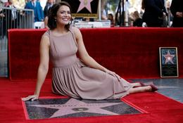 Mandy Moore gets a star