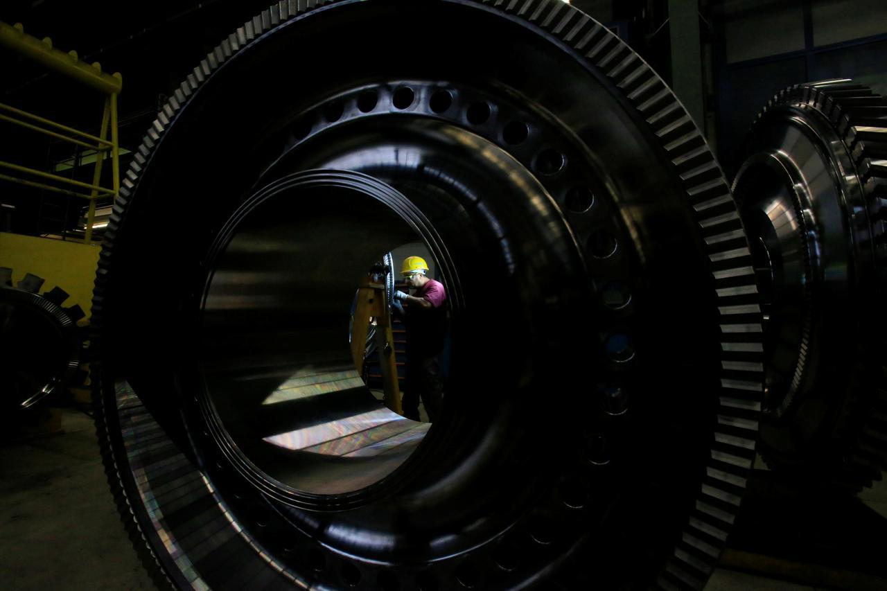 Siemens turns to China's SPIC to help turn around gas