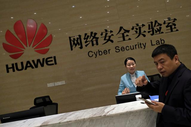 China's Huawei sees little impact on sales from U S