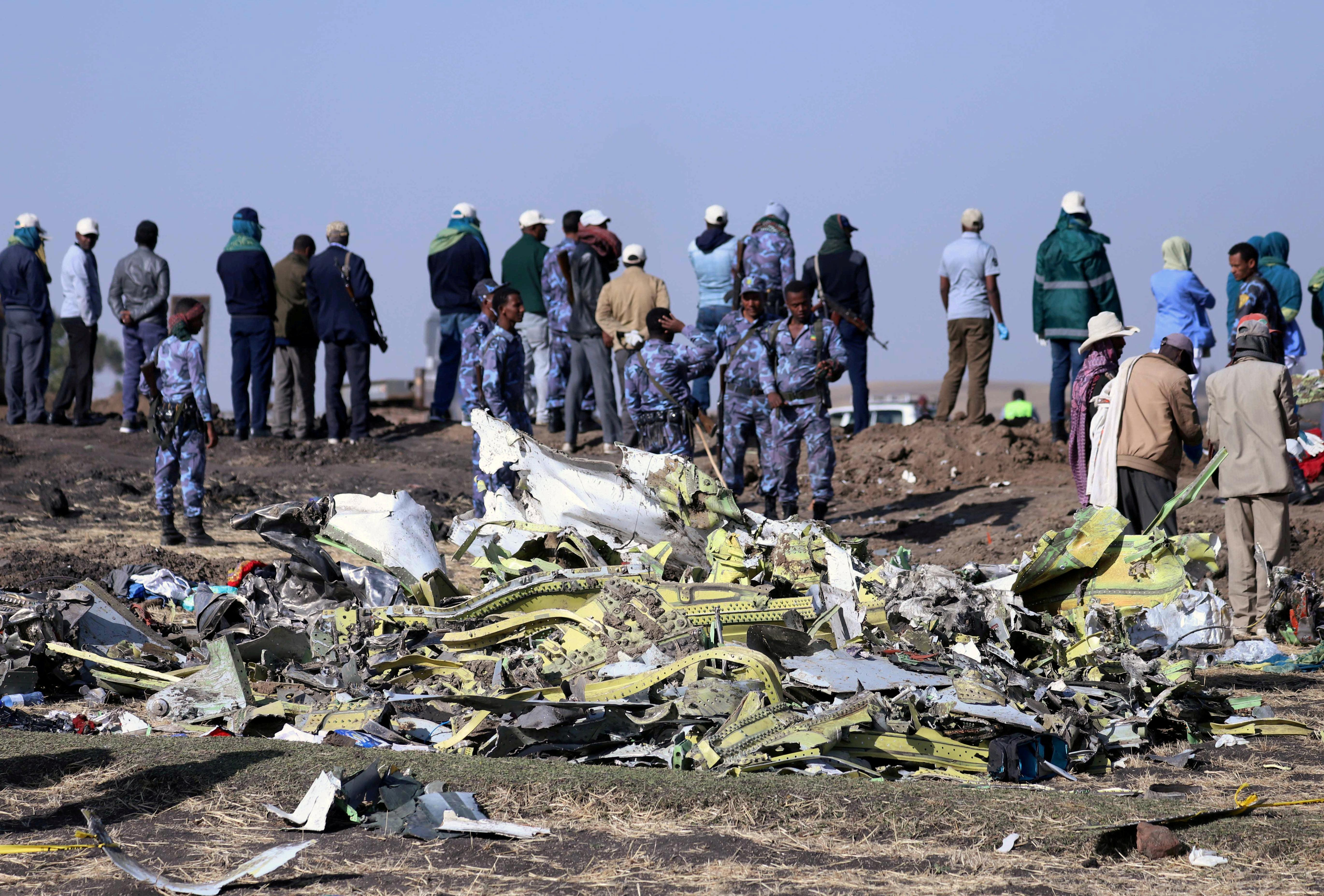 Anti-stall system active before Ethiopian 737 MAX crash: sources