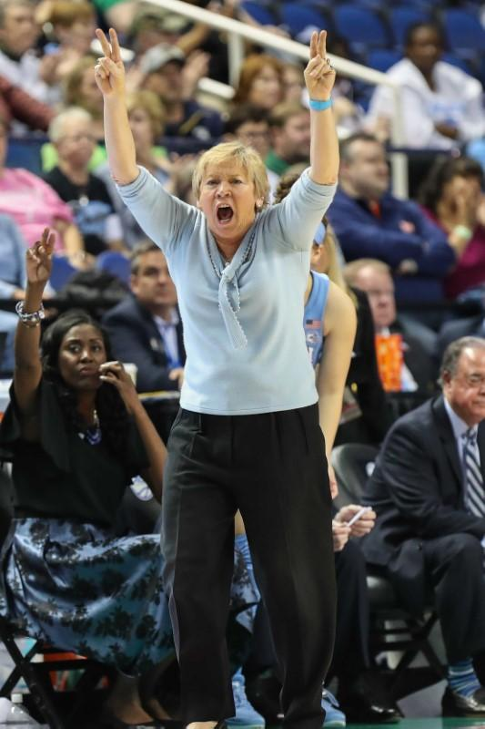 UNC puts women's basketball coaching staff on leave - Reuters