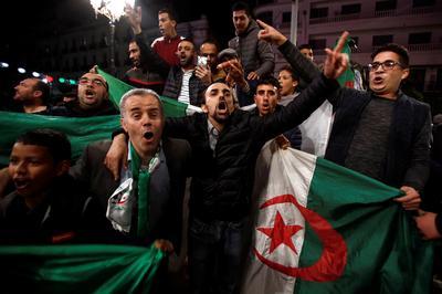 Algerian leader Bouteflika quits after six weeks of protest